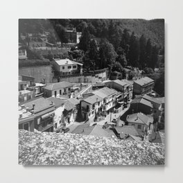 Rocca di Papa Metal Print