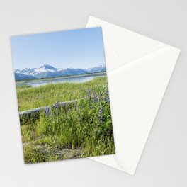 Along the Seward Highway, No. 2 Stationery Cards