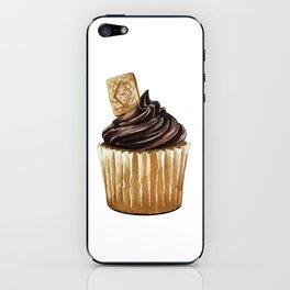 Cookie cupcake iPhone Skin