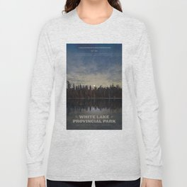 White Lake Provincial Park Long Sleeve T-shirt