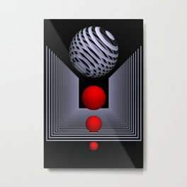 3D for your home -7- Metal Print