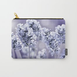 lavender blue 02 Carry-All Pouch