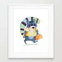 doctor Framed Art Prints featuring doctor by miremari