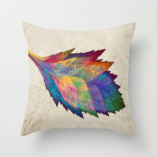 Nonsense 2. version Throw Pillow