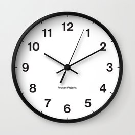 Time Clock 2 Wall Clock