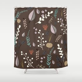 floral dreams 3 Shower Curtain