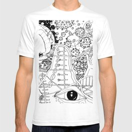 Cover 2 T-shirt