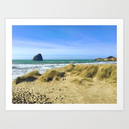 windswept Art Print