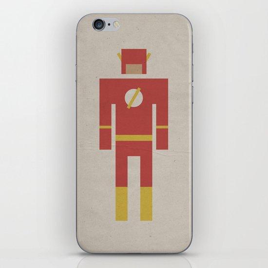 Retro Flash iPhone & iPod Skin