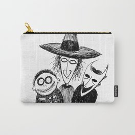 We're His Little Henchmen Carry-All Pouch
