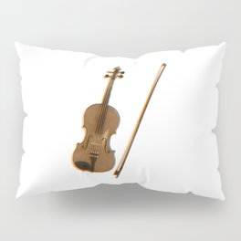 Violin Pillow Sham
