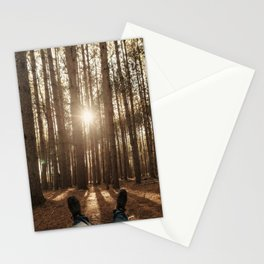 Amongst the Pines Stationery Cards