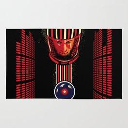 2001 Space Man Rug