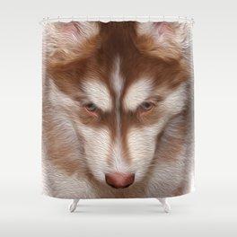 Puppy Dog Tails Shower Curtain