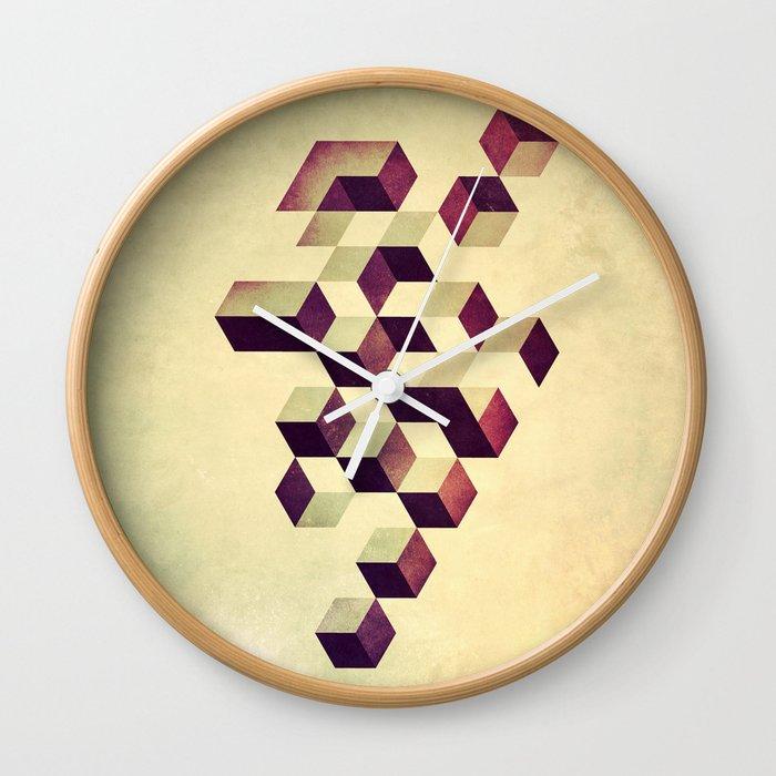 isyzymbyyz Wall Clock