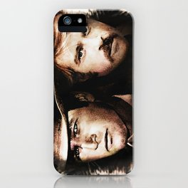 Butch and Sundance iPhone Case