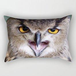 owl sass Rectangular Pillow
