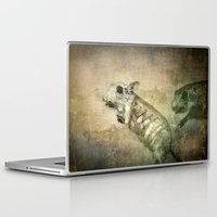 bond Laptop & iPad Skins featuring Bond by Adelina Campean