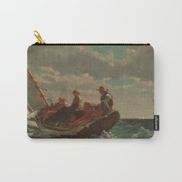 Breezing Up (A Fair Wind) Carry-All Pouch
