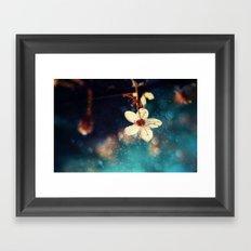 Spring wishes Framed Art Print