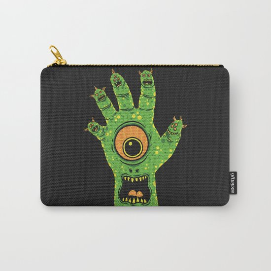 Finger Monsters Carry-All Pouch