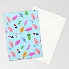 Popsicle Party Stationery Cards