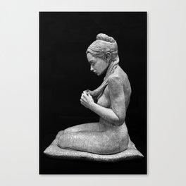 RK Sculpture2 Canvas Print