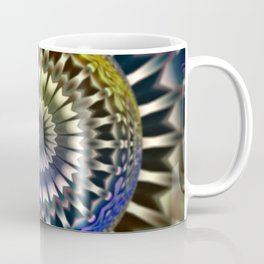 Focus mandala Coffee Mug