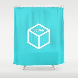 Vegan Shower Curtain
