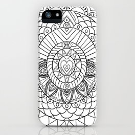 Pattern 2 iPhone Case