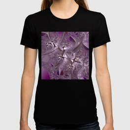 Cool Romance - Eternal love in the universe of fractals T-shirt