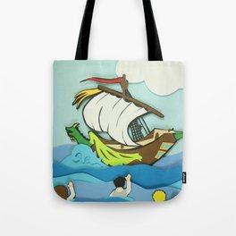 It Looks Narnian Tote Bag