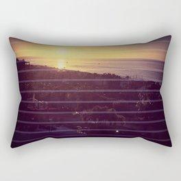 Sunrise at cabos Rectangular Pillow
