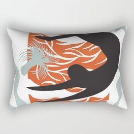 PEARL DIVER #4 Rectangular Pillow