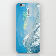 Imagine the Possibilities iPhone & iPod Skin