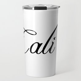 Cali Travel Mug