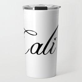 Cali Travel Mug