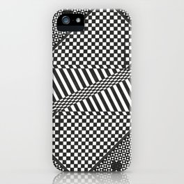 Twisted mind iPhone Case