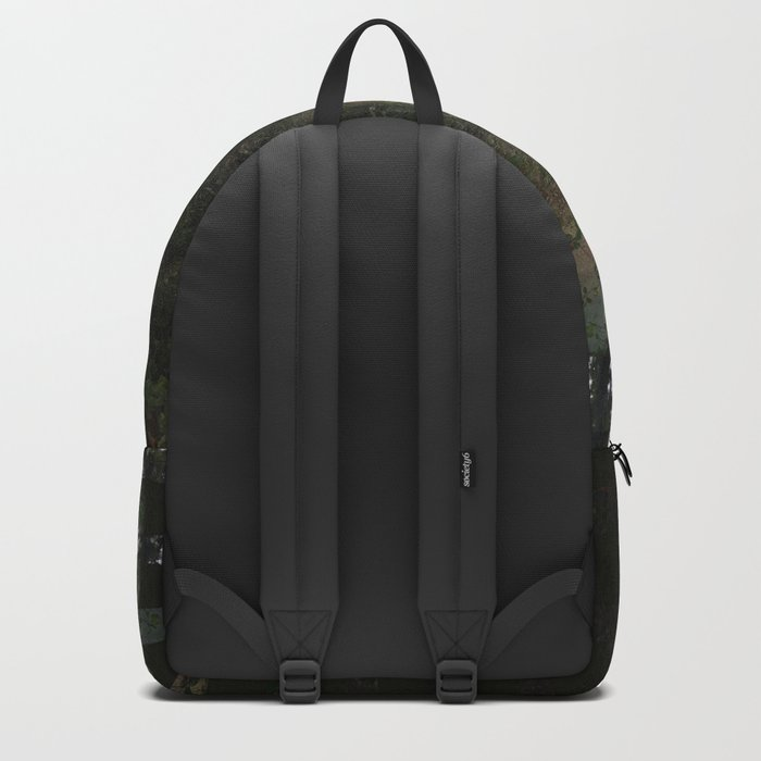 Divided In Fall (There Are No Picnics Here) Backpack