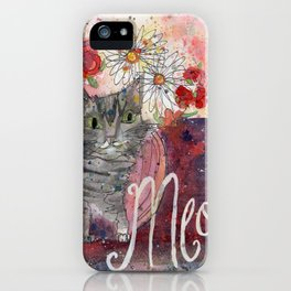 Meow Kitty iPhone Case