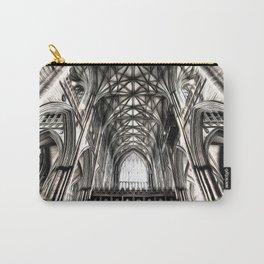 York Minster Art Carry-All Pouch