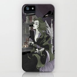 Let Your Hair Down iPhone Case