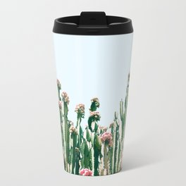 Blush Cactus #society6 #decor #buyart Travel Mug