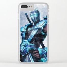 League of Legends FROZEN SHEN Clear iPhone Case