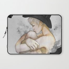 """""""Marie"""" by carographic Laptop Sleeve"""