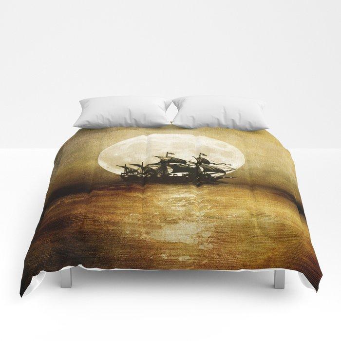 Vintage. Trip. Comforters
