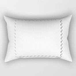 Stamp Rectangular Pillow