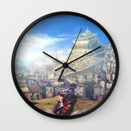 Kill la Kill Wall Clock