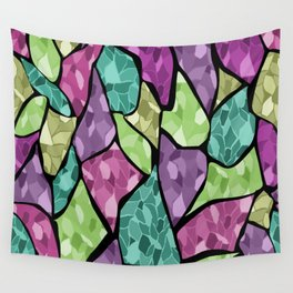 Abstract geometric pattern11 Wall Tapestry