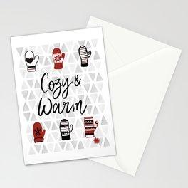 Cozy & Warm Stationery Cards